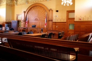 Picture of Courtroom